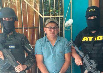 Celi Asmery Paso Galo, condenado a 10 años de prisión por lavado de activos, más una multa de 15 millones de lempiras.