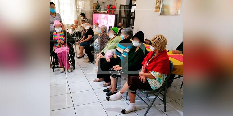 Confirman 24 casos de COVID-19 en asilo de ancianos capitalino