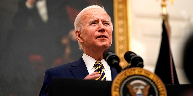 Biden habló con Boris Johnson sobre la OTAN, China, Irán y Rusia