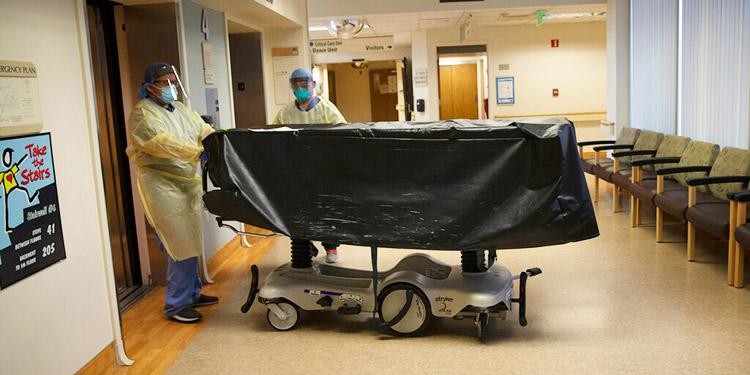 Más de 30,000 muertos por coronavirus en California