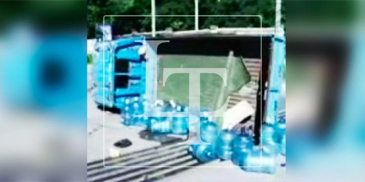 Un muerto y cinco heridos deja accidente vehicular en SPS