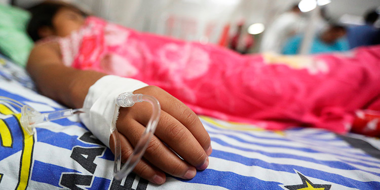 Honduras cerró 2020 con nueve muertos por dengue grave y 25,038 enfermos
