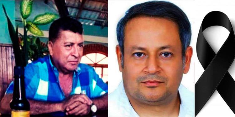 Empresario de Olancho y un regidor de Puerto Cortés, mueren por COVID-19