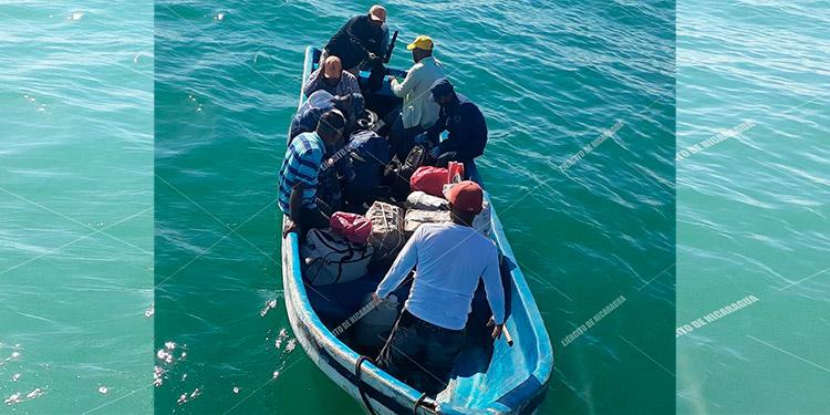 Cuatro hondureños detenidos en Nicaragua por ingreso ilegal