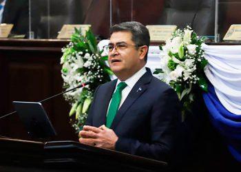 En Vivo: Presidente Hernández anuncia nuevas medidas de seguridad en sesión del CN