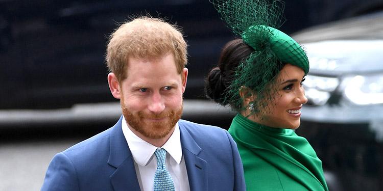 Meghan Markle y el príncipe Harry dejan Twitter y Facebook