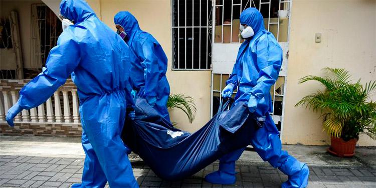 Dos personas mueren por COVID-19 en sus viviendas de la capital