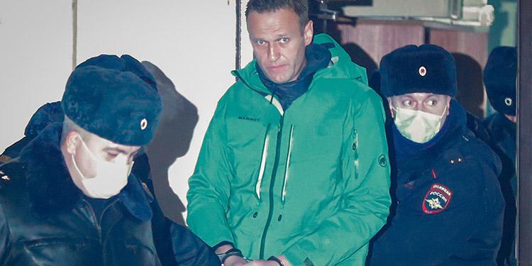 """Abren caso penal contra el """"patrocinador"""" del fondo anticorrupción de Navalni"""
