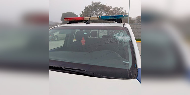 'Parranderos' atentan contra policías en Comayagua