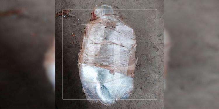 Otro 'empaquetado' es encontrado en la carretera CA-13
