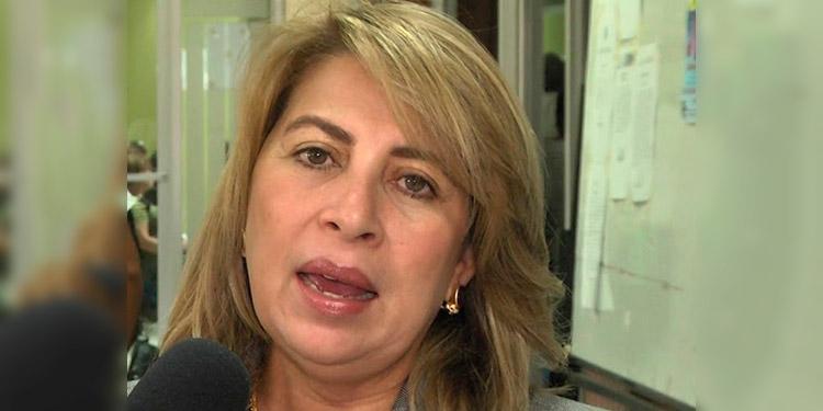 """Irma López (abogada): """"Perdonar no es olvidar y no vamos a olvidar...""""."""