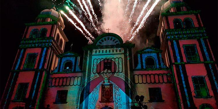 El aniversario de la Virgen de Suyapa se celebró a través de transmisiones por canales televisivos y las redes sociales.
