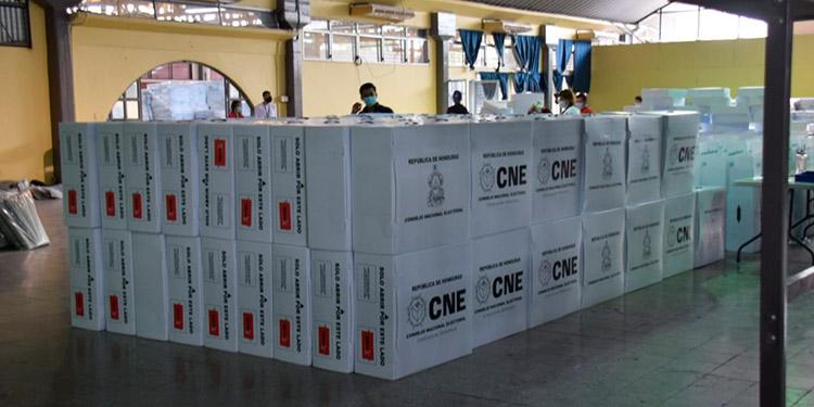 El CNE en todas las MER tendrá 23 mil 800 kits de insumos de bioseguridad para el 14 de marzo.