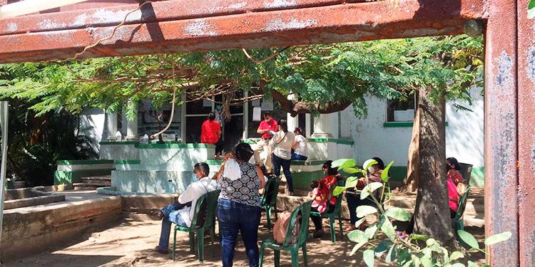 ATIC realiza inspección de documentos en RNP de San Pedro Sula