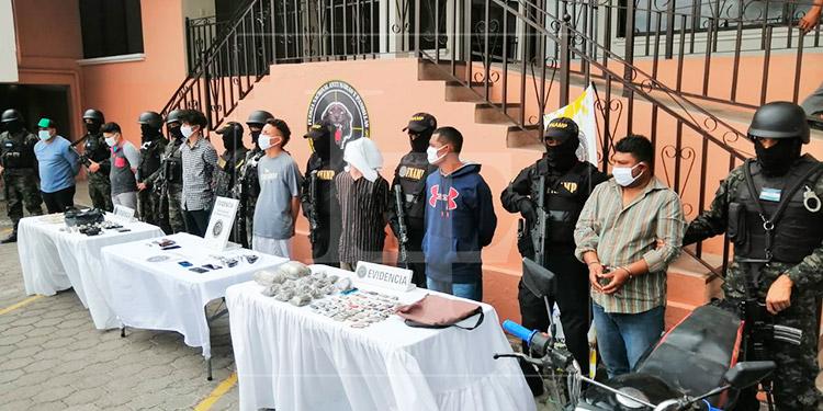 Siete detenidos en lo que va de la operación 'Omega II' en la capital