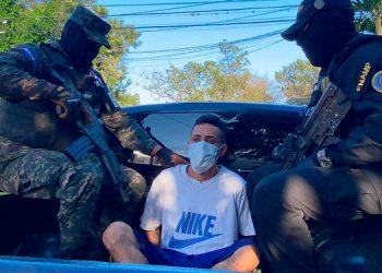 """""""El Chili"""" hoy mismo fue remitido al juzgado por suponerlo responsable de tráfico de drogas."""