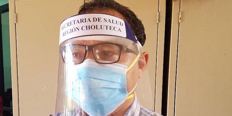 Douglas Avelar, epidemiólogo de la Región de Salud.
