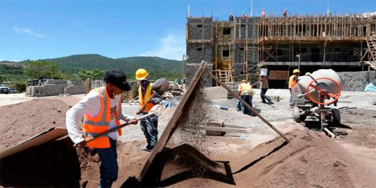 La meta este año en el sector construcción es generar 300 mil plazas.