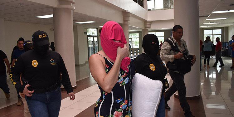 La presencia de la encausada, Ericka Bandy, en el juicio, será vía Zoom, desde el centro carcelario donde se encuentra recluida.