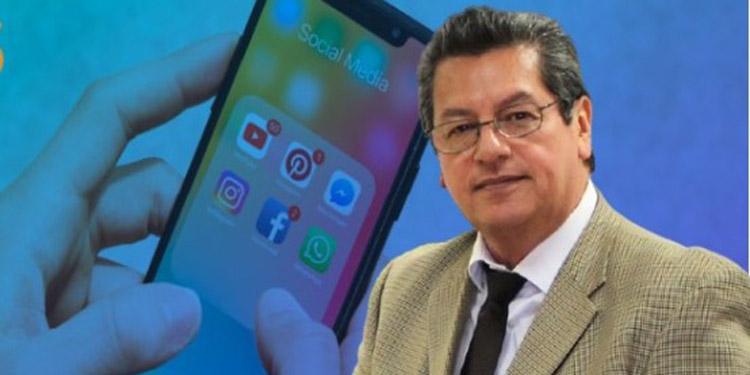 El gerente general del RAP, Enrique Burgos, motivó durante una comparecencia virtual a solicitar los estados de cuenta a través del sitio www.rap,hn.