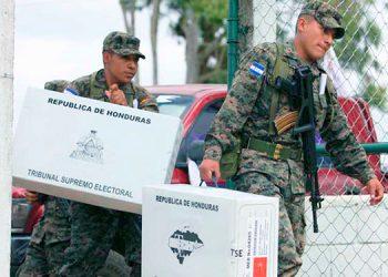 A partir de mañana las FFAA estarán en disposición del CNE para las elecciones primarias