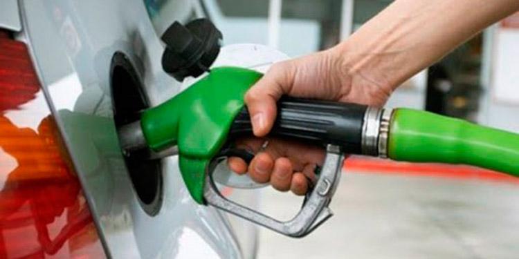 Combustibles a punto de alcanzar precio del 2020
