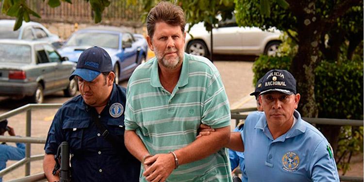 """Bruce Aaron Beckner, conocido también como """"Bill Evans"""", fue extraditado en abril del 2019."""