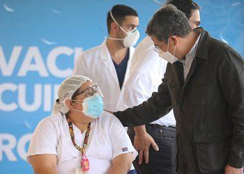 El Presidente Hernández recordó a la población hondureña no confiarse ante la pandemia.