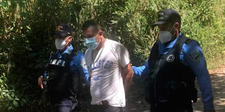Al sujeto lo detuvieron por orden de captura del 16 de febrero pasado.