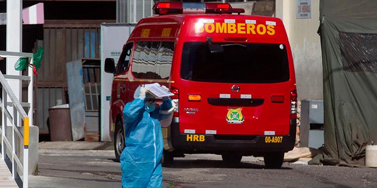 Honduras llega a los 164,495 contagios por la COVID-19