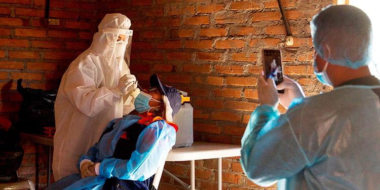 Honduras acumula 159,024 contagios de COVID-19 y 3,848 muertos