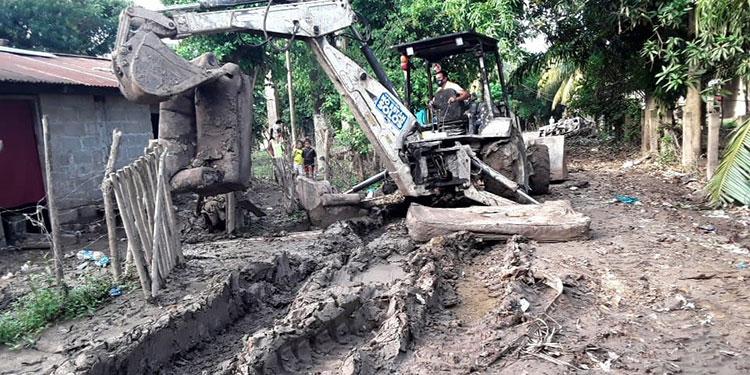 Las tres comunidades fueron duramente azotadas por las inundaciones de las tormentas Eta e Iota.