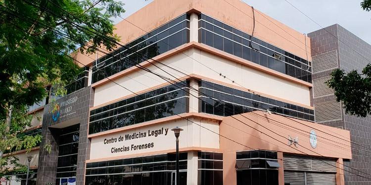 FNAMP traslada droga incautada a Medicina Forense para determinar su pureza