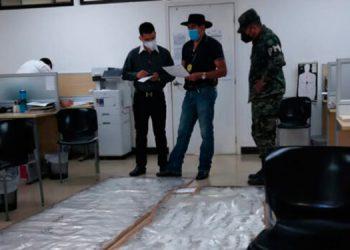 En la acción no se reportaron capturas, sin embargo, la investigación continúa para dar con el paradero de los miembros de la estructura criminal.