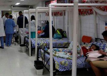 Hasta la semana epidemiológica número cinco la Sesal registra mil 36 casos de dengue a nivel nacional.