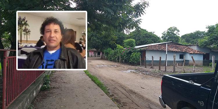 Modesto Mena Bueso (foto inserta) era originario de la comunidad de La Puzunca, 15 kilómetros al sureste de Juticalpa, Olancho.