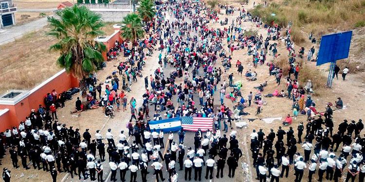 Las autoridades de Guatemala analizan nuevas formas de una posible caravana.