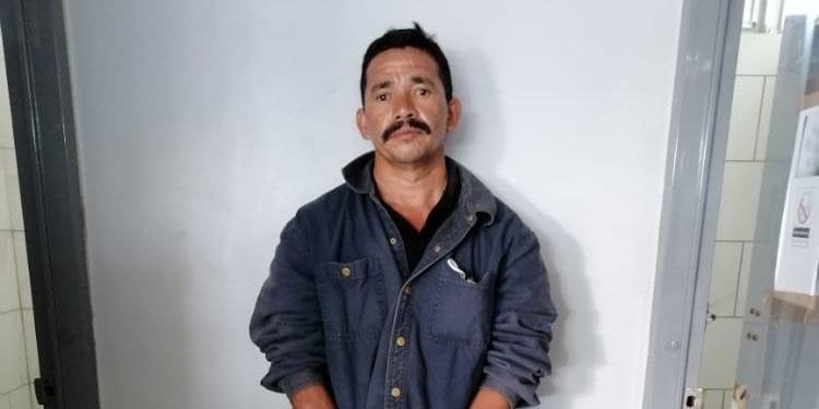 El detenido fue trasladado al tribunal que ordenó su detención para que conforme a ley se continúe con el debido proceso en su contra.