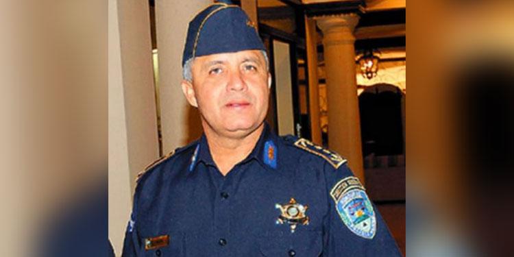 El comisionado general Ricardo Ramírez del Cid sigue en calidad de prófugo de la justicia.