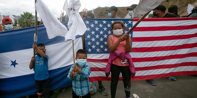 Estados Unidos reiniciará este viernes en su territorio el proceso para 25,000 solicitantes de asilo devueltos a territorio mexicano por el Protocolo de Protección de Migrantes. (LASSERFOTO AP)