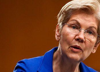 """La senadora Elizabeth Warren y otros demócratas presentaron un proyecto de ley para otorgarle la ciudadanía a más de cinco millones de inmigrantes indocumentados considerados """"trabajadores esenciales"""". (LASSERFOTO EFE)"""