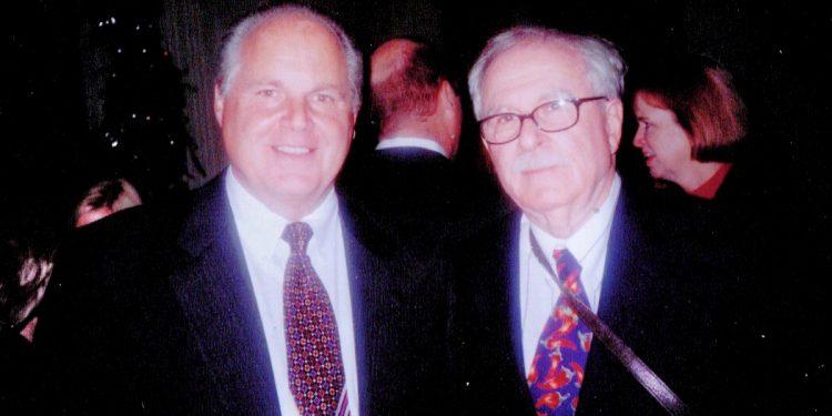 Rush Limbaugh y Jacobo Goldstein.