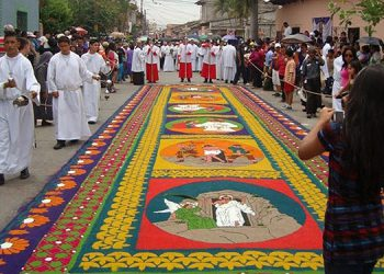 1, 2 y 3 de abril se celebrará el feriado de la Semana Santa.