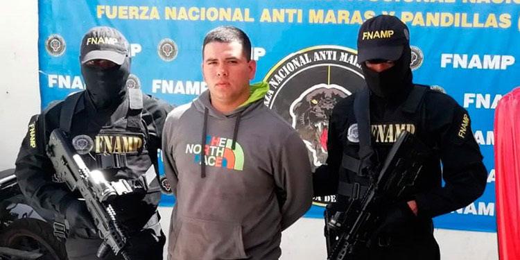 """Elfren Josué Fernández Carrasco, alias """"El Gordo"""" fue sentenciado a siete años de prisión."""