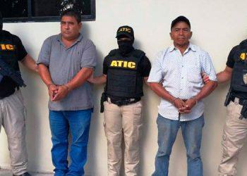 Pablo Montecinos y Francisco Castillo Torres fueron capturados en el 2018.