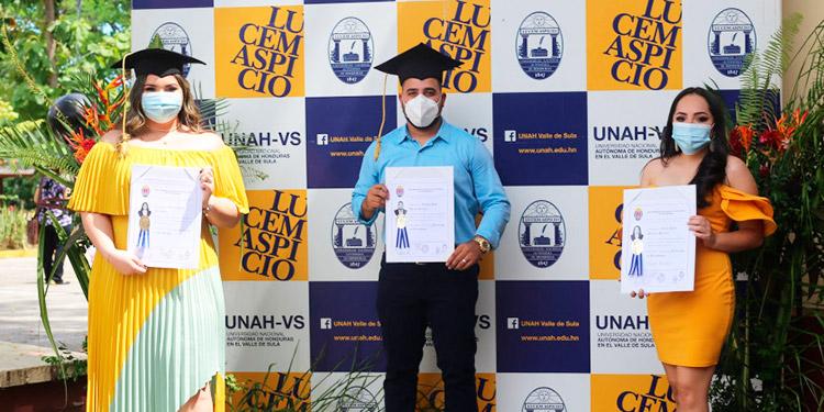 UNAH graduará a 1,078 profesionales en esta semana