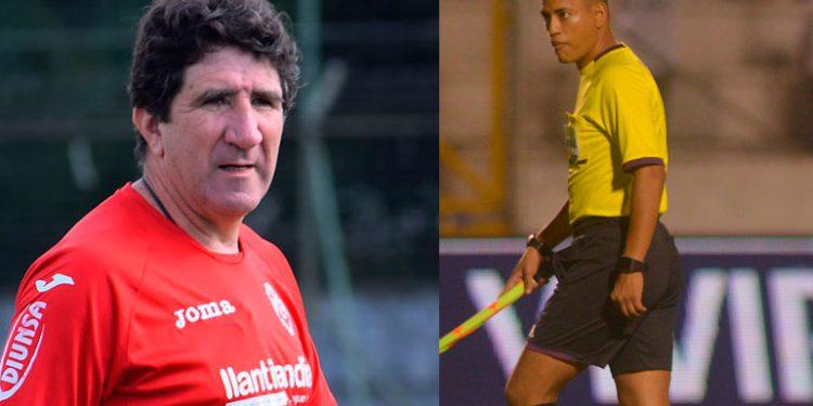 Vargas denuncia a Ramírez: Argentino ándate a la ve… le habría dicho el asistente