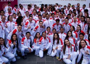 Atletas mexicanos que viajan a Tokio 2021 son prioritarios para ser vacunados