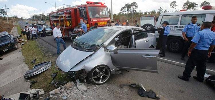 DNVT reporta 164 muertes en accidentes de tránsito en lo que va del año en todo el país