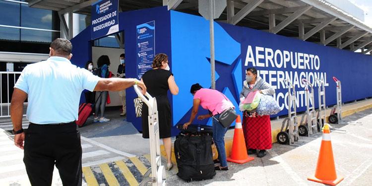 Las aerolíneas esperan recuperarse un 45 por ciento este año en la medida que avancen las campañas de vacunación a nivel interno y externo.